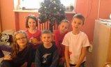 školní družina - prosinec 2014