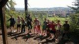 17. 9. 2015 - podzimní turnaj žáků 4. ročníku v Merklíně ve vybíjené