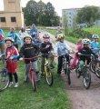 23. 9. 2015 - 1. blok Závody na kolech
