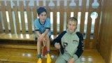 21. 10. 2015 - stolní tenis, žáci z 2. stupně