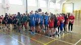 25. 2. 2016 - okresní kolo v basketbalu, dívky 8. a 9. ročník