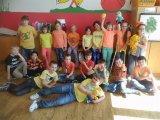 barevný týden ve 2. ročníku