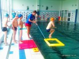 plavecký výcvik - žáci 3. - 5. ročníku