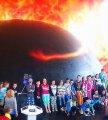 1. 6. 2015 - školní výlet, žáci 4. třídy