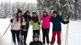 28. 2. 2016 - 4. 3. 2016 - lyžařský výcvik, Kvilda