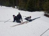 20. 2. - 24. 2. lyžařský výcvik, Kvilda, žáci 7. a 8. ročníku