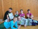 12. 3. 2015 - florbal, chlapci 4. a 5. ročníku