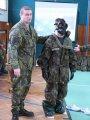 15. 1. 2015 - program POKOS ve spolupráci Ministerstva obrany ČR a Armády ČR (vojáci ze 4. brigády rychlého nasazení)