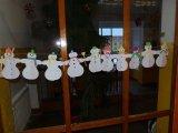 Další sněhuláci, které naši žáci vyrobili