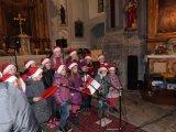 25. 11. 2016 - zpívání v kostele (rozsvěcení vánočního stromu)