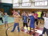 6. 11. 2014 - výukový program moderního tance Time Dance