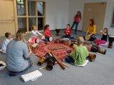 30. 10. 2015 - živé muzicírování s Janan (veřejnost a školní družina - 14. 10. 2015)