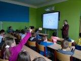 4. 5. 2016 - výukový program zaměřený na vesmír, žáci 1. i 2. stupně