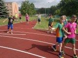26. 5. 2016 - atletický trojboj, žáci 1. stupně