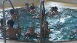 4. 4. 2016 - plavecký výcvik žáků 3. a 4. ročníku v KV Aréně