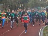 4. 10. 2016 - přespolní běh, žáci 6. a 7. ročníku