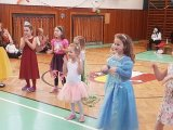 1. 2. 2018 - karneval v tělocvičně školy