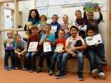 9. 10. 2015 - Městská knihovna Hroznětín, žáci 3. ročníku