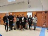 8. 10. 2015 - Krajská knihovna Karlovy Vary, beseda s profesorem Martinem Hilským