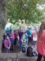 11. 10. 2017 přespolní běh, okresní kolo - žáci 1. stupně