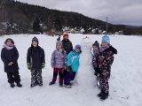 12. 1. 2017 - blok Zimní příroda
