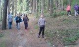 26. 9. 2016 - cvičení v přírodě, 1. stupeň