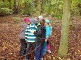 12. 10. 2017 - cvičení v přírodě, žáci 2. ročníku