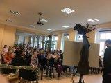 11. 4. 2019 - Divadlo Hradec Králové v Městském společenském centru, žáci 1. - 4. ročníku