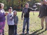 25. 9. 201 - výukový pořad Dravci