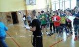 15. 3. 2018  - žáci 1. stupně, okrskové kolo ve florbalu