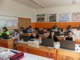 18. 9. 2019 - ICT technik ve výuce (naše nová učebna   Šablony II)