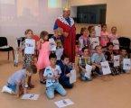 14. 6. 2017 - pasování žáků 1. ročníku na čtenáře