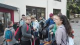 23. 9. - 27. 9. 2019 Simulační hra, Kiez Waldpark Grünheide, žáci 8. a 9. ročníku a dobraní žáci ze 7. ročníku