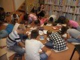 září 2018 - návštěva knihovny, žáci 4. ročníku