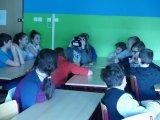 22. 1. 2020 - Kyberbezpečnost, výuková přednáška pro žáky 2. stupně