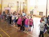 21. 3. 2016 - florbal žáci 1. stupně, okresní kolo