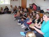 31. 5. 2016 - návštěva partnerské školy (Falkenstein)