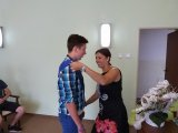 30. 6. 2016 - rozloučení s žáky 9. ročníku v obřadní síni