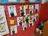Jaro je už i u nás ve škole ...........