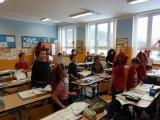 5. 12. 2017 zakončení projektového týdne Čertí škola, žáci 1. stupně