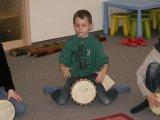 3. 2. 2016 - živé muzicírování s Janan, žáci 3. ročníku
