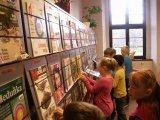 12. 11. 2015 - Městská knihovna Ostrov, žáci 3. ročníku
