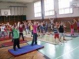 19. 2. 2016 - dětská jóga s rodilou mluvčí spojená s výukou anglického jazyka, žáci 1. - 5. ročníku