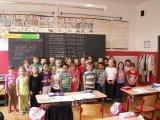 9. 6. 2016 - návštěva dětí z MŠ, budoucích žáků 1. ročníku