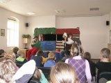 21. 1. 2016 - Divadelní představení v Městském společenském centru, žáci 1. stupně