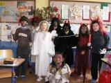 4. 12. 2015 - projektový den Anděl, Mikuláš, Čert