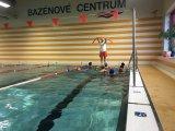 2. 10. 2018 - plavecký výcvik, žáci 4. ročníku
