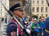 8. 10. 2018 - školní výlet Praha, žáci 4. a 5. ročníku