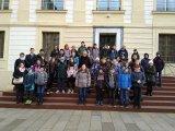 30. 1. 2020 Pražský hrad, žáci 2. stupně