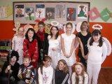 5. 12. 2016 - projektový den na 1. stupni - Mikuláš, čert, anděl